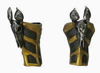 Mortal Kombat: Scorpion - Arm Armor