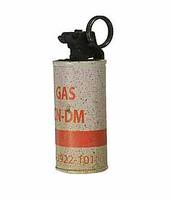 1st Cavalry Division RTO Operation Delaware 1968 (Radioman) - Gas Grenade