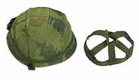 1st Cavalry Division RTO Operation Delaware 1968 (Radioman) - Helmet