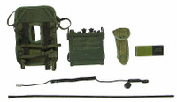 1st Cavalry Division RTO Operation Delaware 1968 (Radioman) - Radio w/ Accessories