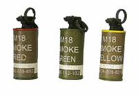 1st Cavalry Division RTO Operation Delaware 1968 (Radioman) - Smoke Grenades