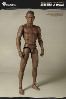 WorldBox - AT-006 Nude Body (With Head) - Boxed Figure