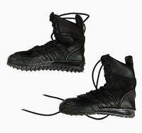 Agent Hunter - Lace Up Boots (For Feet) (AS IS) One Sole will Need to be Reglued