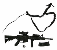 VH: Navy Seal Mountain OPS Sniper (ACU Version) - Machine Gun