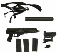 OSN Saturn Jail Spetsnaz - Machine Gun w/ Accessories