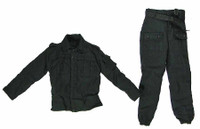 OSN Saturn Jail Spetsnaz - Black Uniform w / Belt