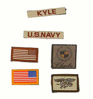 Chris Kyle - Patches