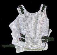Evolution Female Clothing Set - Vest w/ Green Straps