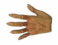 Saruman - Left Open Hand
