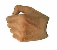 Saruman - Left Tight Grip Hand