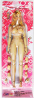 Play Toy: Caucasian Female Nude Body w/ Head - Boxed Figure