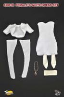 TCT: Female Dresses - Boxed Accessory Set (White)