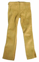 Cowboy (Django) - Tan Suede Pants