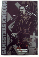 Gangster Kingdom: Marshall - 1:1 Comic Book (Actual Comic Not 1:6)