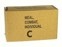 Vietnam C Rations - Empty Carton