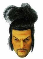 Miyamoto Musashi - Head w/ Rooted Hair