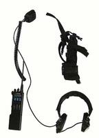 SDU Assault Team Member - Radio & Headset