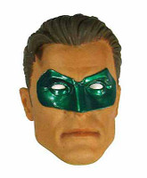 DC Comics: Green Lantern - Head