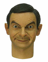 Mr. Bean - Head w/ Big Grin