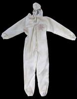 Scientist Zombie - Hazmat Suit (Weathered)