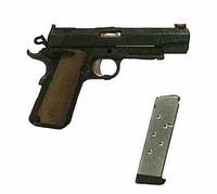 Scientist Zombie - Pistol