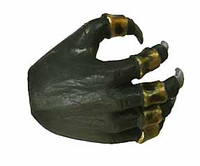Anubis -  Right Claw Hand