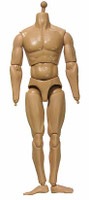 Knight Templar Sgt. Brother - Nude Body (As Is - See Note)