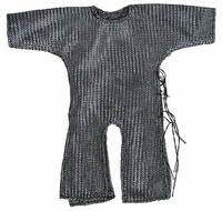 Knight Templar Crusader Brother - Chainmail Suit