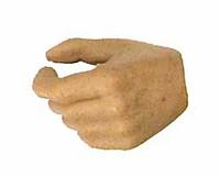 Roman Republic Titus - Left Tight Grip Hand
