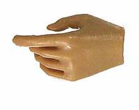 Female Shooter ACU - Left Bare Trigger Hand