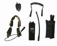 VH: PMC (1047) - Radio & Headset w/ Pouch