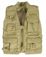 VH: PMC (1047) - Tan Vest
