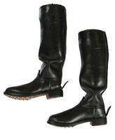 Heydrich: SS Obergruppenfuhrer - Leather Jack Boots (For Feet)