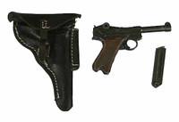 Heydrich: SS Obergruppenfuhrer - Pistol w/ Holster