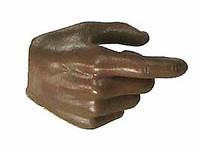 Bounty Killer - Right Trigger Hand