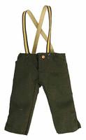 Merry  - Pants w/ Suspenders