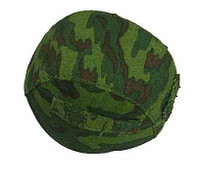 Russian Airborne Troops PKP Machine Gunner - Helmet w/ Cloth Cover