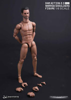 DAM Action 2.0 Narrow Shoulder Nude Figure MALE01- Boxed Figure