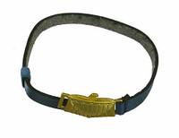 Heavy Armored Special Cop (Blue) - Belt (Metal Buckle)