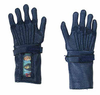 Heavy Armored Special Cop (Blue) - Gloves