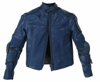 Heavy Armored Special Cop (Blue) - Jacket
