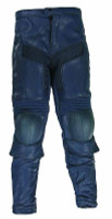 Heavy Armored Special Cop (Blue) - Pants