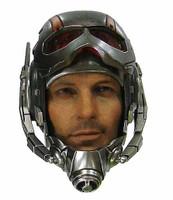 Antman - Head In Helmet w/ Lights (Limit 1)