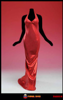 Super Duck: Mermaid Gowns - Red Accessory Set (No Head or Figure)