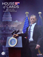 House of Cards: President Underwood - Boxed Figure