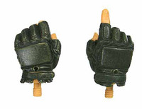 Aliens: Private Hudson - Gloved Hands w/ Joints
