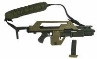 Aliens: Sergeant. Apone - Pulse Rifle