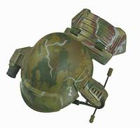 Aliens: Corporal Hicks - Helmet