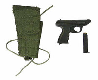 Aliens: Corporal Hicks - Pistol w/ Holster