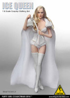 Cosplay Girl: Ice Queen - Packaged Accessory Set (No Head or Body)